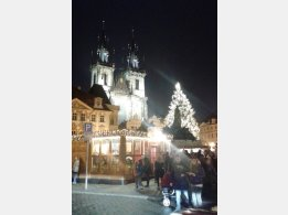 Christmas Markets - Old Town Square