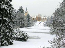 Pruhonický Park - Winter