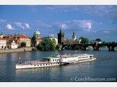 Sightseeing Cruise on the Vltava River