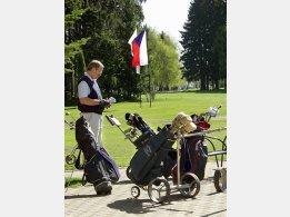 Golf foto  Jiří Pužej