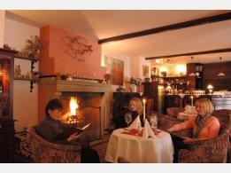 Restaurant Tarouca with Fireplace