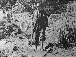 Sir Count Arnost Emanuel Silva-Tarouca, Founder of Pruhonice Park