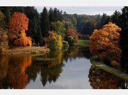 Park Pruhonice - UNESCO