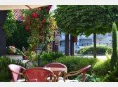 Summer Garden/Terrace of Restaurant Tarouca