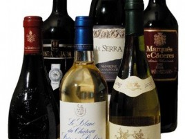 Variety of Wine abroad