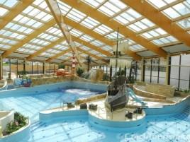 Aquapark Cestlice - 300 m from Parkhotel Pruhonice