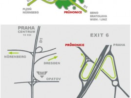Arrival map